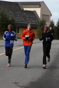 Hospital Mile participants
