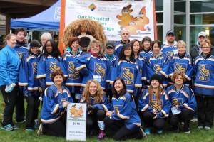RBC - Royal Walkers team