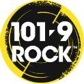 101.9 Rock logo